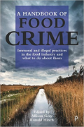 Cover of A Handbook of Food Crime