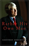 Cover of Rather His Own Man: In Court with Tyrants, Tarts and Troublemakers