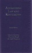 Cover of Advertising Law and Regulation