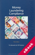 Cover of Money Laundering Compliance (eBook)