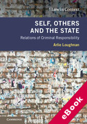 Cover of Self, Others and the State: Relations of Criminal Responsibility (eBook)