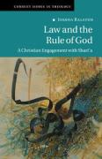 Cover of Law and the Rule of God: A Christian Engagement with Shari'a