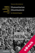 Cover of Humanitarian Disarmament: An Historical Enquiry (eBook)