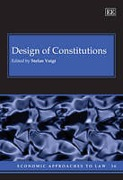 Cover of Design of Constitutions