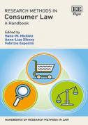 Cover of Research Methods in Consumer Law: A Handbook