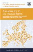 Cover of Transparency in EU Procurements: Disclosure within Public Procurement and During Contract Execution