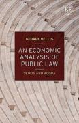 Cover of An Economic Analysis of Public Law: Demos and Agora