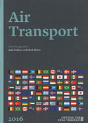 Cover of Getting the Deal Through: Air Transport 2018