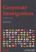 Cover of Getting the Deal Through: Corporate Immigration 2018