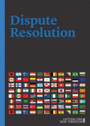Cover of Getting the Deal Through: Dispute Resolution 2018