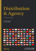 Cover of Getting the Deal Through: Distribution & Agency 2018