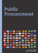 Cover of Getting the Deal Through: Public Procurement 2018