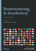Cover of Getting the Deal Through: Restructuring & Insolvency 2019