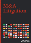 Cover of Getting the Deal Through: M&A Litigation 2018