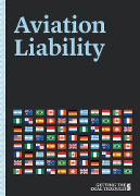 Cover of Getting the Deal Through: Aviation Liability 2019