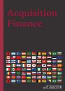 Cover of Getting the Deal Through: Acquisition Finance 2019