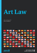 Cover of Getting the Deal Through: Art Law 2019