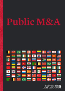 Cover of Getting the Deal Through: Public M&A 2019