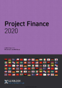 Cover of Getting the Deal Through: Project Finance 2020