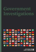 Cover of Getting the Deal Through: Government Investigations 2020