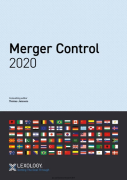 Cover of Getting the Deal Through: Merger Control 2020