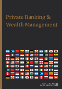 Cover of Getting the Deal Through: Private Banking & Wealth Management 2020