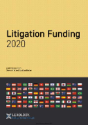 Cover of Getting the Deal Through: Litigation Funding 2020