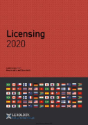 Cover of Getting the Deal Through: Licensing 2020