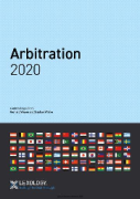Cover of Getting the Deal Through: Arbitration 2020