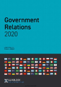 Cover of Getting the Deal Through: Government Relations 2020