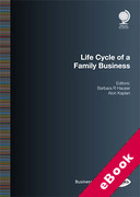 Cover of Life Cycle of a Family Business (eBook)