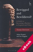 Cover of Bewigged and Bewildered?: A Guide to Becoming a Barrister in England and Wales (eBook)
