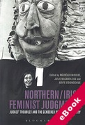 Cover of Northern/Irish Feminist Judgments: Judges' Troubles and the Gendered Politics of Identity (eBook)