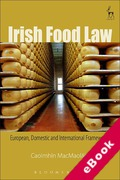 Cover of Irish Food Law (eBook)