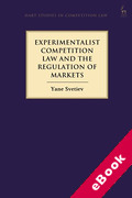 Cover of Experimentalist Competition Law and the Regulation of Markets (eBook)