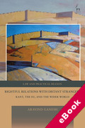 Cover of Rightful Relations with Distant Strangers: Kant, the EU, and the Wider World (eBook)