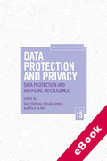 Cover of Data Protection and Privacy: Data Protection and Artificial Intelligence (eBook)