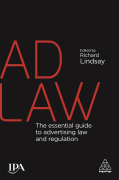 Cover of Ad Law: The Essential Guide to Advertising Law and Regulation