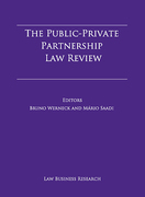 Cover of The Public-Private Partnership Review
