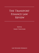 Cover of The Transport Finance Law Review