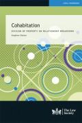 Cover of Cohabitation: Division of Property on Relationship Breakdown