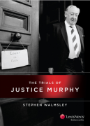 Cover of The Trials of Justice Murphy