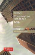 Cover of Tolley's Company Law Handbook 2019