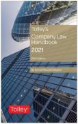 Cover of Tolley's Company Law Handbook 2021