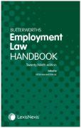 Cover of Butterworths Employment Law Handbook 2021