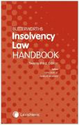 Cover of Butterworths Insolvency Law Handbook 2021