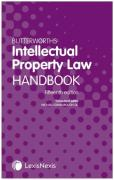 Cover of Butterworths Intellectual Property Law Handbook