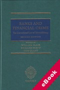 Cover of Banks and Financial Crime: The Law of Tainted Money (eBook)