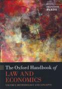 Cover of The Oxford Handbook of Law and Economics Volume 1: Methodology and Concepts