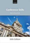 Cover of Bar Manual: Conference Skills